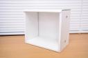【収納BOX】【アニメイトオンライン限定販売】B6コミック収納BOX(連結機構付) ・ホワイトの画像