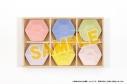 【グッズ-皿】おそ松さん おそ松さん モデル 豆皿セットの画像