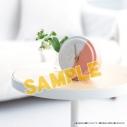 【グッズ-時計】おそ松さん おそ松 モデル テーブルクロックの画像
