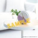 【グッズ-時計】おそ松さん 一松 モデル テーブルクロックの画像