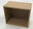 【収納BOX】【アニメイトオンライン限定販売】B6コミック収納BOX(連結機構付) ・茶の画像