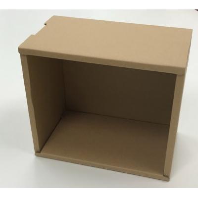 df7610256cdf 【収納BOX】【アニメイトオンライン限定販売】B6コミック収納BOX(連結機構付) ・茶