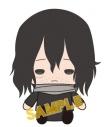 【グッズ-ぬいぐるみ】僕のヒーローアカデミア むにゅぐるみS 相澤消太の画像