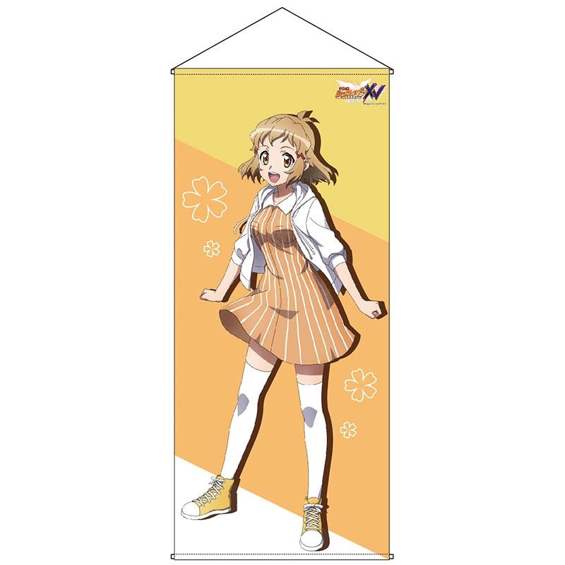 【グッズ-タペストリー】戦姫絶唱シンフォギア ビッグタペストリー 立花響【AnimeJapan2020】