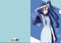 【グッズ-クリアファイル】戦姫絶唱シンフォギア クリアファイル 風鳴翼【AnimeJapan2020】の画像