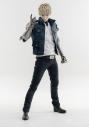【アクションフィギュア】ワンパンマン 1/6 Articulated Figure: Genos (SEASON 2)(1/6可動フィギュア:ジェノス(シーズン2))の画像
