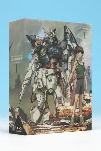 【Blu-ray】TV 新機動戦記ガンダムW Blu-ray Box 1 特装限定版