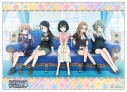 【グッズ-ボード】アイドルマスター シンデレラガールズ劇場 A4クリアパネル D Max Beat【AnimeJapan2020】の画像