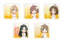 【グッズ-キーホルダー】アイドルマスター シンデレラガールズ劇場 トレーディングアクリルブロック Passion【AnimeJapan2020】の画像