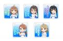 【グッズ-キーホルダー】アイドルマスター シンデレラガールズ劇場 トレーディングアクリルブロック Cool【AnimeJapan2020】の画像