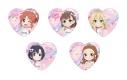 【グッズ-バッチ】アイドルマスター シンデレラガールズ劇場 トレーディング缶バッジ CLIMAX SEASON Cute【AnimeJapan2020】の画像