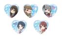 【グッズ-バッチ】アイドルマスター シンデレラガールズ劇場 トレーディング缶バッジ 1st SEASON Cool【AnimeJapan2020】の画像