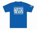 【グッズ-Tシャツ】アイドルマスター シンデレラガールズ劇場 Tシャツ ブルー(Cool) XLサイズ【AnimeJapan2020】の画像