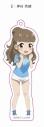 【グッズ-キーホルダー】アイドルマスター シンデレラガールズ劇場 アクリルキーホルダー E 神谷奈緒【AnimeJapan2020】の画像