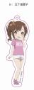 【グッズ-キーホルダー】アイドルマスター シンデレラガールズ劇場 アクリルキーホルダー B 五十嵐響子【AnimeJapan2020】の画像