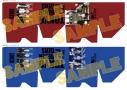 【コミック】東京卍リベンジャーズ1巻~20巻セット【オリジナル収納BOX2個セット付】の画像