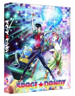 【Blu-ray】TV スペース☆ダンディ 1