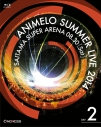 【Blu-ray】Animelo Summer Live 2014 -ONENESS- 8.30の画像