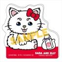 【グッズ-スタンドポップ】銀魂×サンリオキャラクターズ アクリルメモスタンド 定春の画像