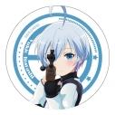 【グッズ-コースター】ライフル・イズ・ビューティフル ラバーマットコースター 五十嵐雪緒【AnimeJapan2020】の画像