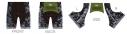 【サイクルウェア】ブレイブウィッチーズ サイクルパンツ 4Lサイズの画像