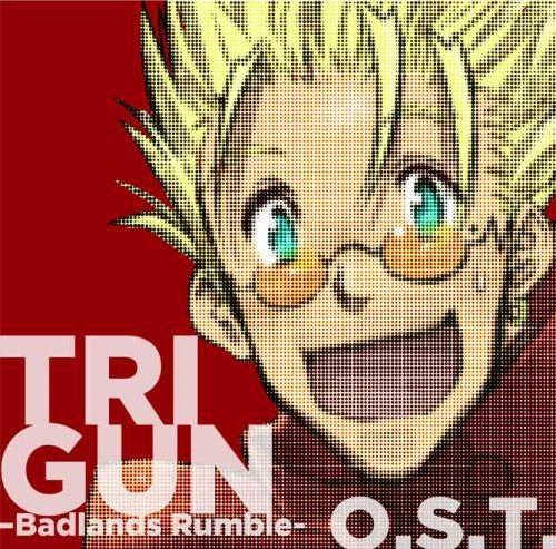 【サウンドトラック】劇場版 TRIGUN-トライガン- Badlands Rumble オリジナルサウンドトラック