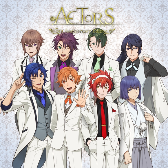 【アルバム】ACTORS 5th Anniversary Edition 豪華盤