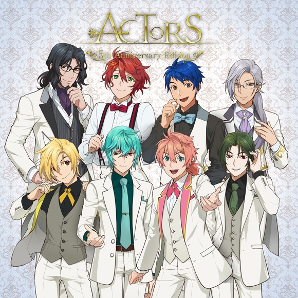 【アルバム】ACTORS 5th Anniversary Edition 通常盤