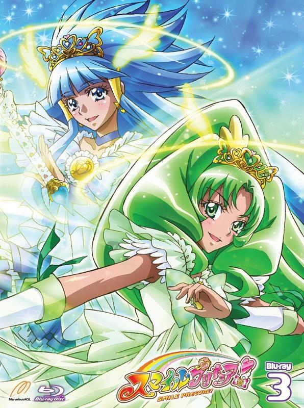【Blu-ray】TV スマイルプリキュア! Vol.3