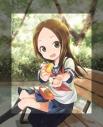 【Blu-ray】TV からかい上手の高木さん Vol.2の画像