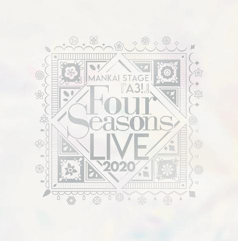 【Blu-ray】舞台 MANKAI STAGE『A3!』~Four Seasons LIVE 2020~