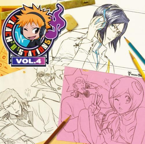 "【DJCD】RADIO DJCD BLEACH""B""STATION Fifth Season Vol.4"