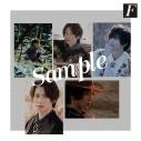 【グッズ】染谷俊之/アザーカットブロマイド 5枚セット Fの画像