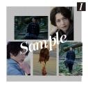 【グッズ】染谷俊之/アザーカットブロマイド 5枚セット Iの画像