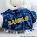 【グッズ-タオル】おそ松さん カラ松 モデル ブランケットの画像