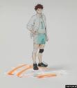 【グッズ-スタンドポップ】ハイキュー!!×R4G Acrylic Figures!! MINTの画像