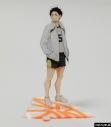 【グッズ-スタンドポップ】ハイキュー!!×R4G Acrylic Figures!! 柄GRYの画像
