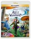 【Blu-ray】映画 アリス・イン・ワンダーランド MovieNEXの画像