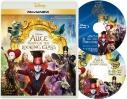 【Blu-ray】映画 アリス・イン・ワンダーランド/時間の旅 MovieNEXの画像