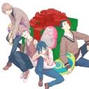 【Blu-ray】朗読劇 おみくじ四兄弟 冬の探偵はローストビーフがお好きの画像