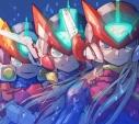 【サウンドトラック】ゲーム ロックマン ゼロ&ゼクス サウンドBOXの画像