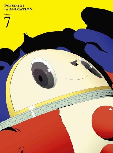 【Blu-ray】TV ペルソナ4 7 完全生産限定版