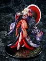 【美少女フィギュア】劇場版Fate/stay night [Heaven's Feel] セイバーオルタ 着物Ver. 1/7 完成品フィギュアの画像