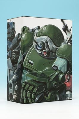 【DVD】装甲騎兵ボトムズ DVD-BOX II