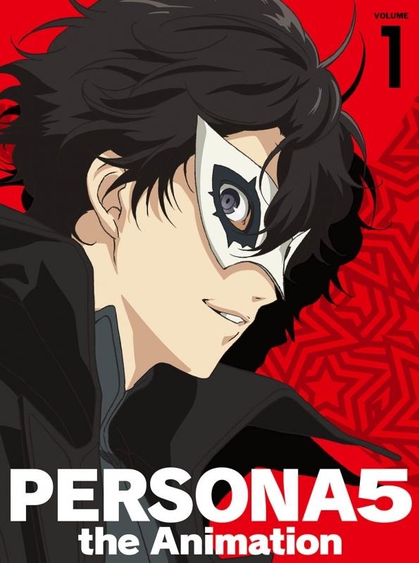 【Blu-ray】TV ペルソナ5 1 完全生産限定版