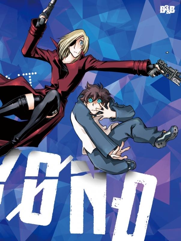 【Blu-ray】TV 血界戦線 & BEYOND Vol.5