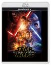 【Blu-ray】映画 スター・ウォーズ(STAR WARS)/フォースの覚醒 MovieNEX 初回限定版の画像