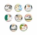 【グッズ-バッチ】夏目友人帳 トレーディング缶バッジ【アニメイト限定】の画像