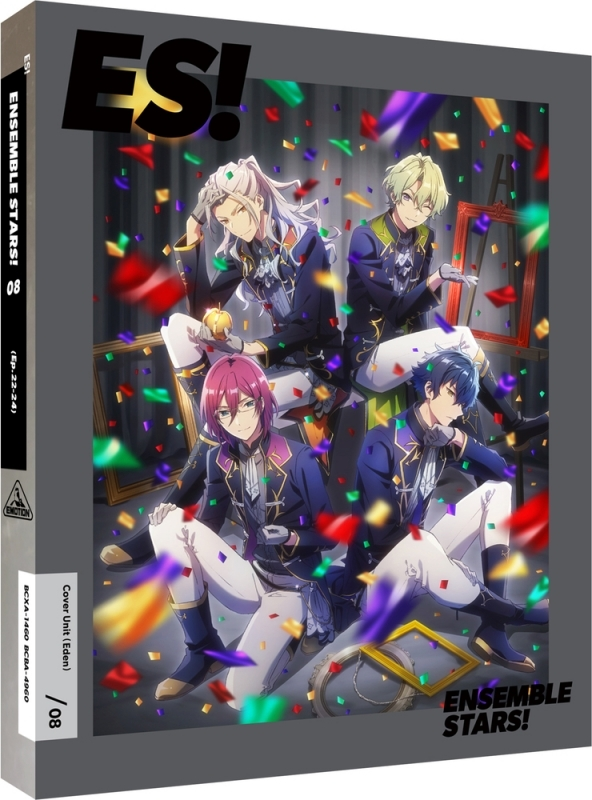 【DVD】TV あんさんぶるスターズ!08 特装限定版