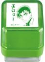 【グッズ-スタンプ】名探偵コナン スタンプ 第5弾 京極真【AnimeJapan2020】の画像